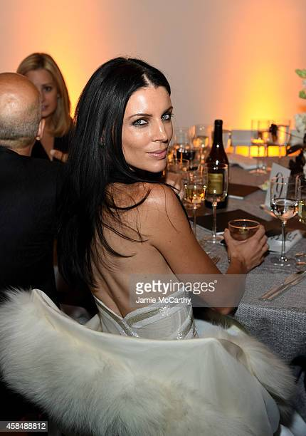 Liberty Ross attends WSJ Magazine 2014 Innovator Awards at Museum of Modern Art on November 5 2014 in New York City