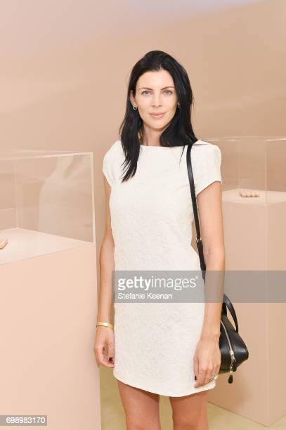Liberty Ross celebrates The Launch Of KKW Beauty on June 20 2017 in Los Angeles California