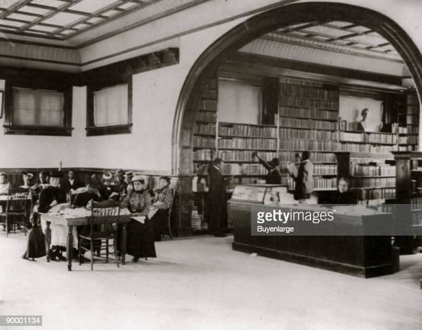 Library at Claflin University Orangeburg SC