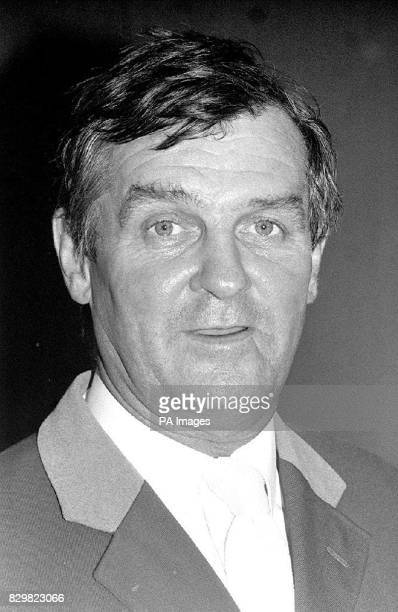 PAP LON 14 21195 Library file 2250151 dated 231087 Former international showjumper Harvey Smith who was tonight being held by police following a road...