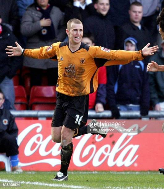 PA library file dated of Wolverhampton Wanderers' Kenny Miller Wolves chief executive Jez Moxey has denied Miller is poised for an imminent move to...