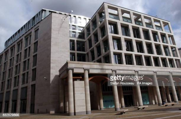 Library file dated The London Stock Exchange in Paternoster Square