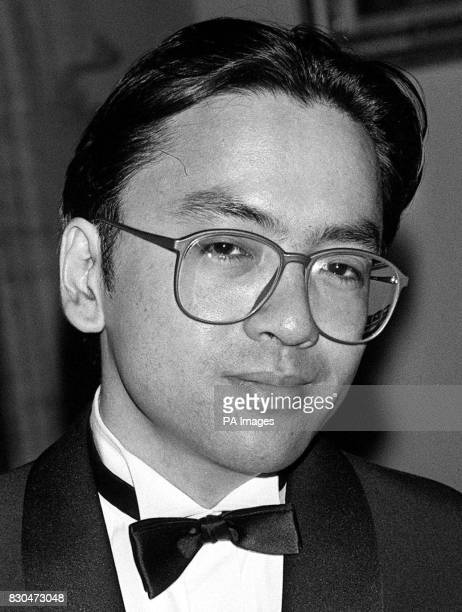 Library file picture dated 26/10/89 of Booker Prize nominee Kazuo Ishiguro who was shortlisted for his novel When We Were Orphans Thursday October 5...