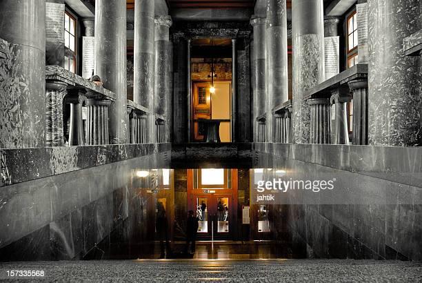 Bibliothek – Innenbereiche