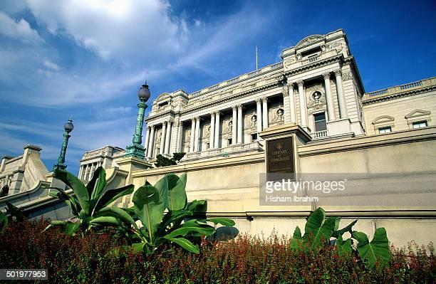 Library of Congress, Capitol Hill, Washington DC