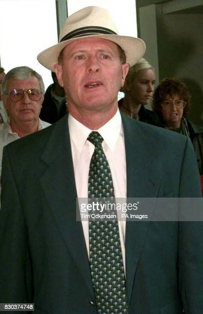 Former Yorkshire and England batsman turned cricket commentator Geoff Boycott was today 34 May 2000 appearing in a French court appealing against his...