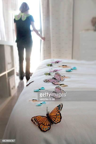 Libre como una mariposa