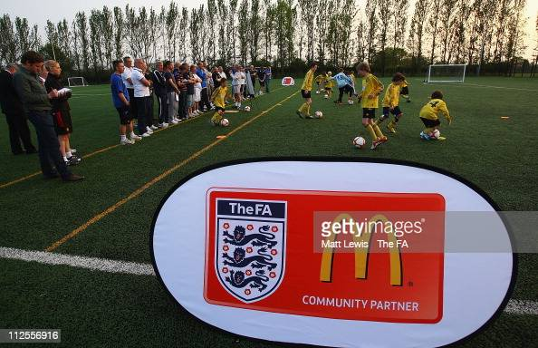 70 licensed football coaches who signed up to join the FA licensed CPD pilot scheme are taught some of the latest coaching techniques both on the...