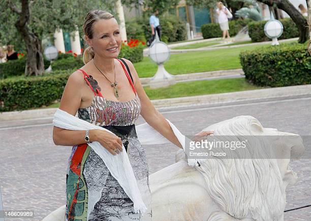 Licia Colo attends the Palinsesti Rai photocall at Cavalieri Hilton Hotel on June 20 2012 in Rome Italy