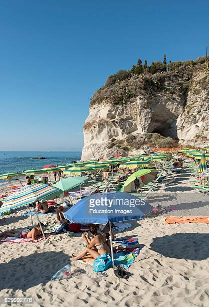 Lido Isola Bella Beach Tropea Calabria Italy