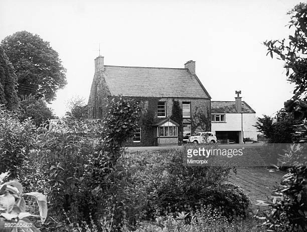 Lieutenant Colonel Robert Blair 'Paddy' Mayne's house in Newtownards County Down Circa December 1965