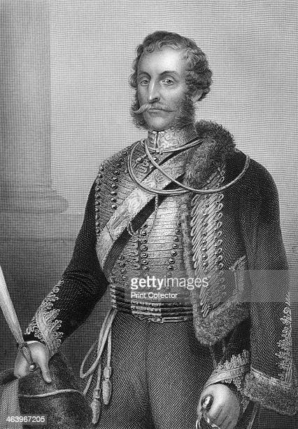 Lieutenant General James Thomas Brudenell 7th Earl of Cardigan 1857 Cardigan commanded the Light Brigade of the British Army during the Crimean War...