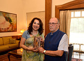 IND: Lieutenant Governor Of Delhi Anil Baijal Launches Shovna Upadhyay's Book 'My Tigers, My Stories