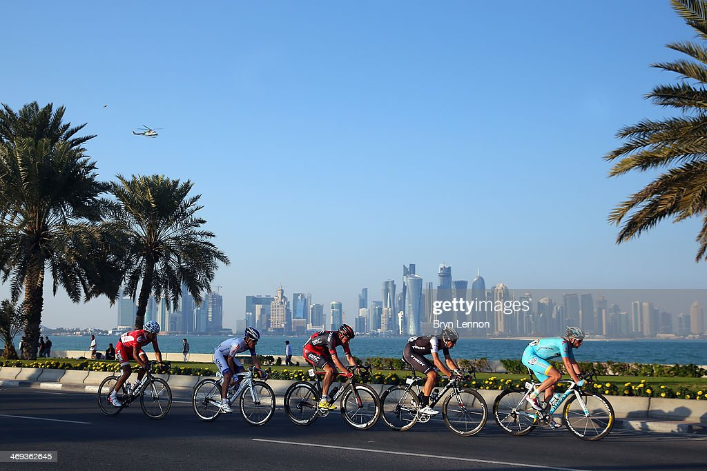 Tour of Qatar - Day Six