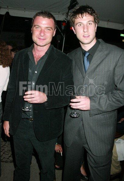 Liev Schreiber and his brother Pablo Schreiber | FilmMagic ...