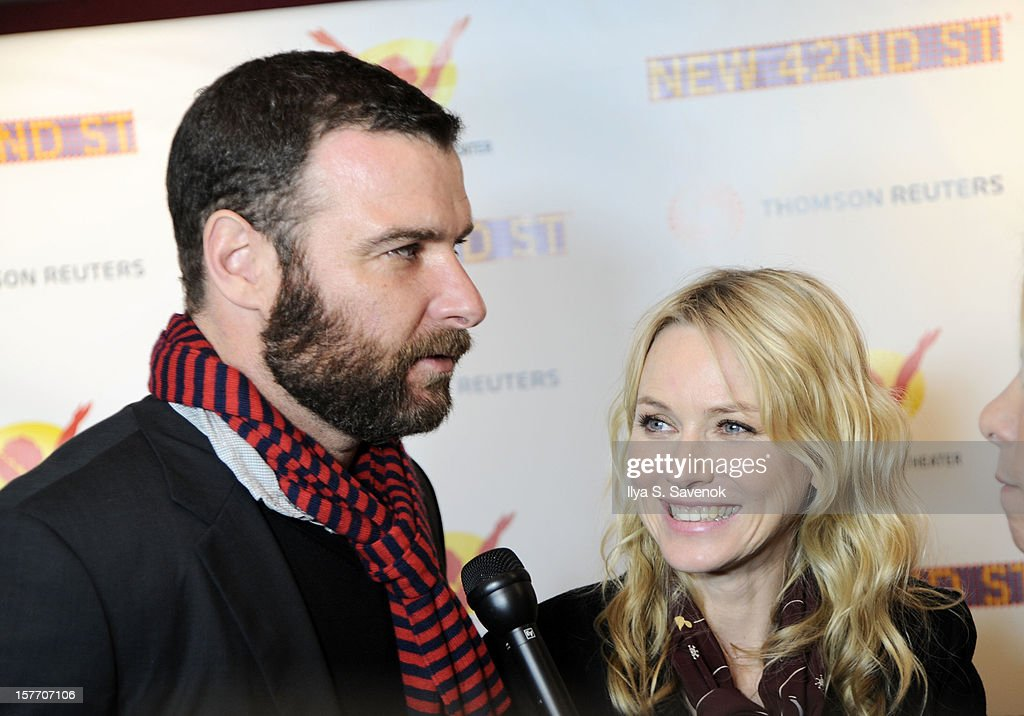 <a gi-track='captionPersonalityLinkClicked' href=/galleries/search?phrase=Liev+Schreiber&family=editorial&specificpeople=203259 ng-click='$event.stopPropagation()'>Liev Schreiber</a> and his wife <a gi-track='captionPersonalityLinkClicked' href=/galleries/search?phrase=Naomi+Watts&family=editorial&specificpeople=171723 ng-click='$event.stopPropagation()'>Naomi Watts</a> attend New 42nd Street Gala at The New Victory Theater on December 5, 2012 in New York City.