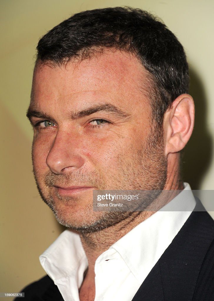 Liev Schreiber arrives at the Audi Golden Globe 2013 Kick Off Cocktail Party at Cecconi's Restaurant on January 6, 2013 in Los Angeles, California.