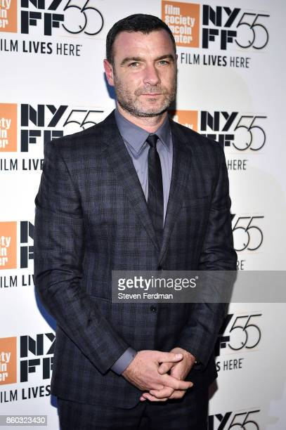 Liev Schreiber attends a special screening of 'Joan Didion The Center Will Not Hold' during the 55th New York Film Festival at Alice Tully Hall on...