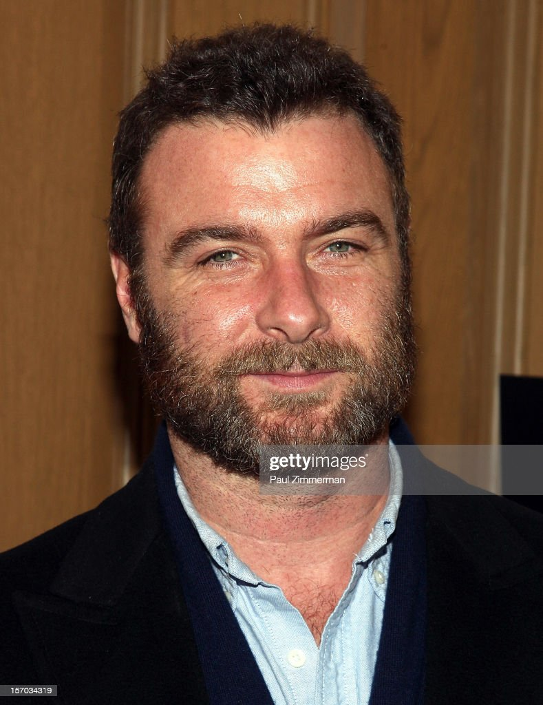 Liev Schreiber attends 'Beware Of Mr. Baker' New York Screening at Crosby Street Hotel on November 27, 2012 in New York City.