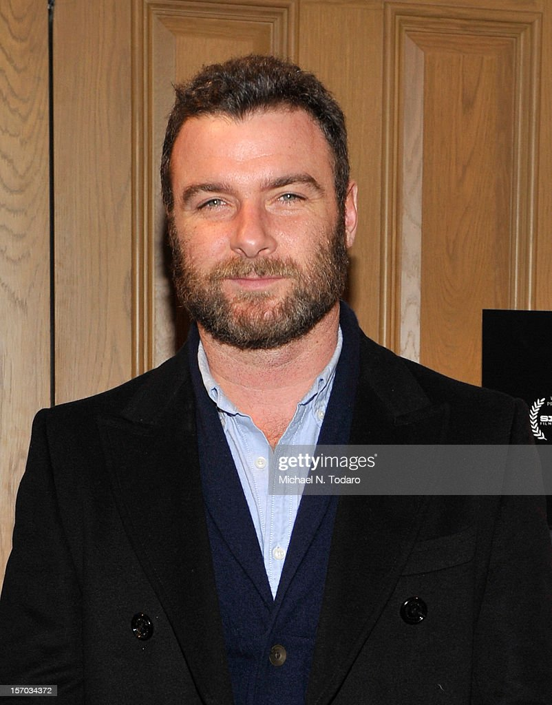 Liev Schreiber attends the 'Beware of Mr. Baker' screening at the Crosby Street Hotel on November 27, 2012 in New York City.