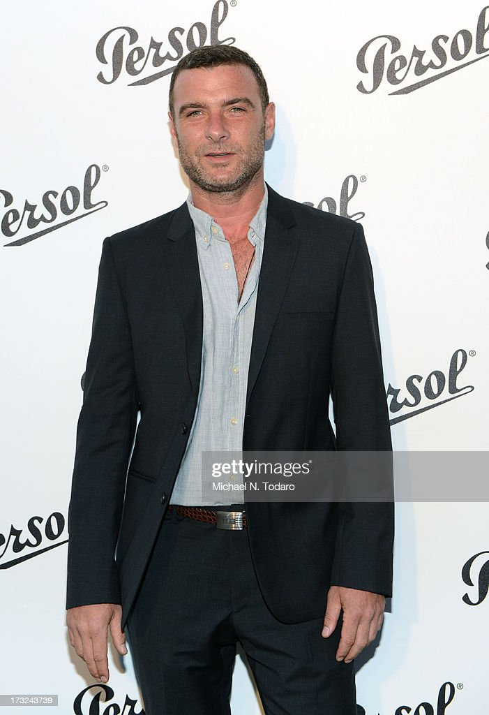 <a gi-track='captionPersonalityLinkClicked' href=/galleries/search?phrase=Liev+Schreiber&family=editorial&specificpeople=203259 ng-click='$event.stopPropagation()'>Liev Schreiber</a> attends the 'Persol Magnificent Obsessions:30 Stories Of Craftsmanship In Film' Opening at Museum of the Moving Image on July 10, 2013 in the Queens borough of New York City.