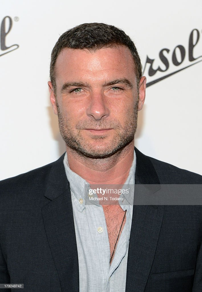 Liev Schreiber attends the 'Persol Magnificent Obsessions:30 Stories Of Craftsmanship In Film' Opening at Museum of the Moving Image on July 10, 2013 in the Queens borough of New York City.