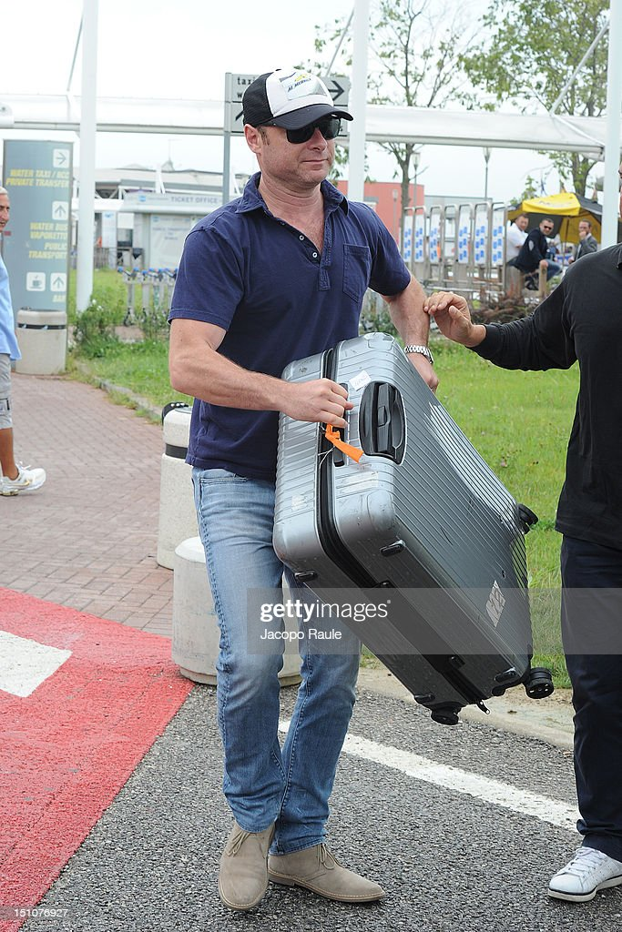 <a gi-track='captionPersonalityLinkClicked' href=/galleries/search?phrase=Liev+Schreiber&family=editorial&specificpeople=203259 ng-click='$event.stopPropagation()'>Liev Schreiber</a> is seen during The 69th Venice Film Festival on August 31, 2012 in Venice, Italy.