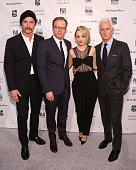 Liev Schreiber Thomas McCarthy Rachel McAdams and John Slattery attend the 25th Annual Gotham Independent Film Awards at Cipriani Wall Street on...
