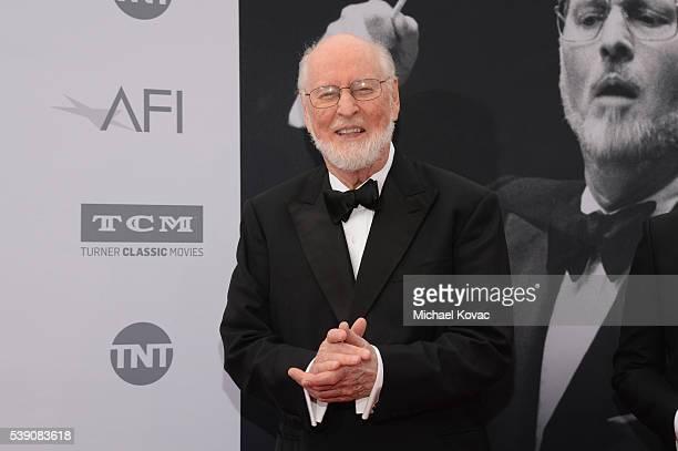Life Achievement Award honoree John Williams attends American Film Institute's 44th Life Achievement Award Gala Tribute to John Williams at Dolby...