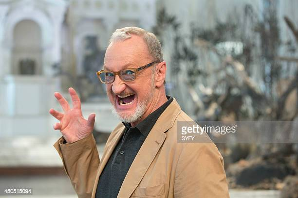 OFF 'Life and Death' Episode 701 Pictured Robert Englund