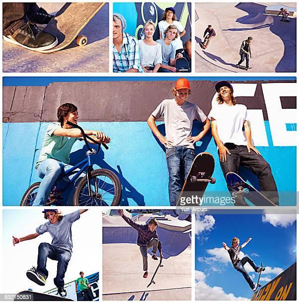 Life at the skatepark