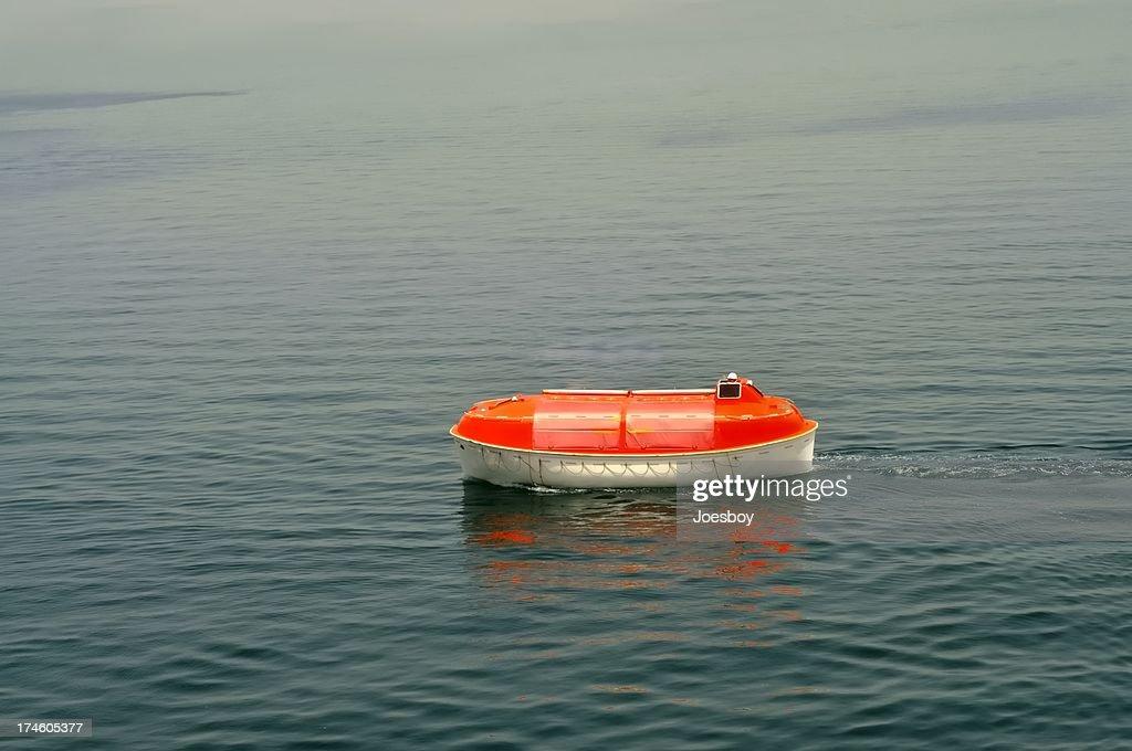 Life Boat Drill