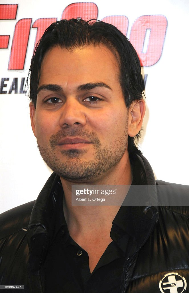 Life coach Ron Kardashian participates in the Red Carpet Health Expo held at The Vitamin Shoppe on January 12, 2013 in Los Angeles, California.