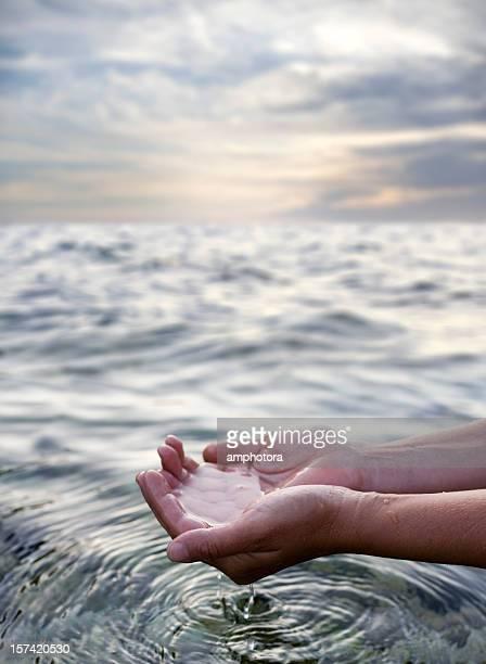 Leben gibt Wasser