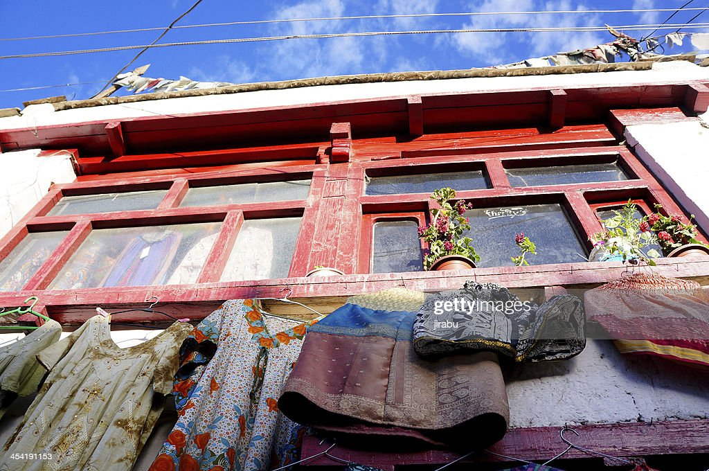 Life in Leh : Stock Photo