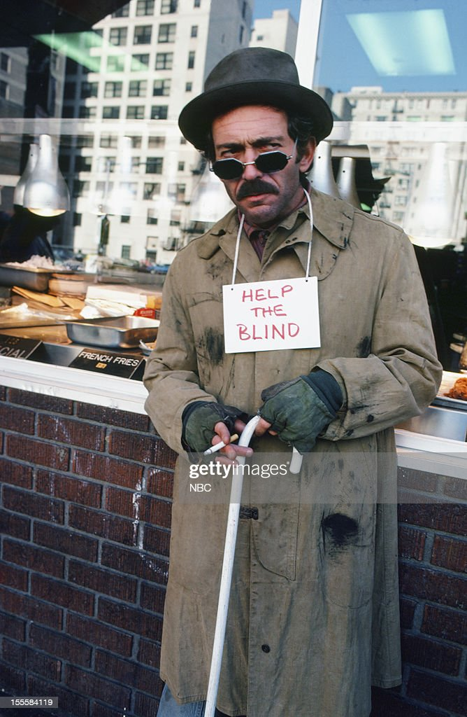 BLUES 'Life in the Minors' Episode 318 Pictured Bruce Weitz as Det Mick Belker