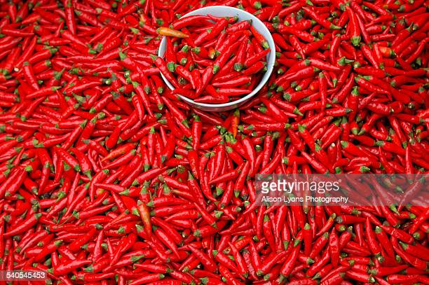 Life is just a bowl of Chillies