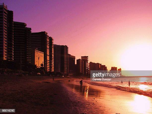 Life is Pink in Fortaleza