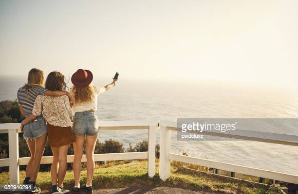 Life is short, take enough selfies