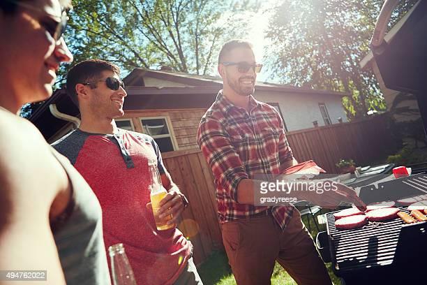 Life a besoin de plus de bière et barbecue