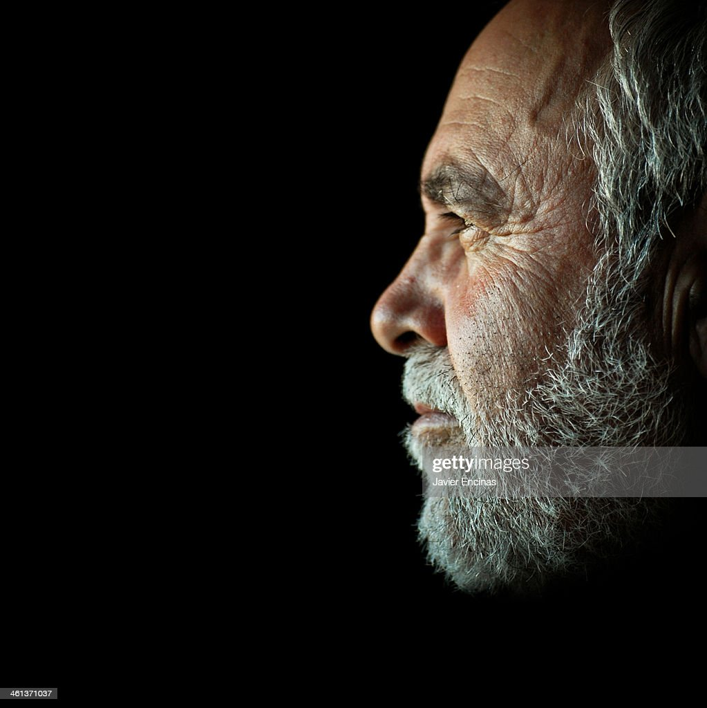 Life passing through my eyes : Stock Photo