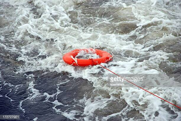 Life preserver, lifebuoy, lifebelt
