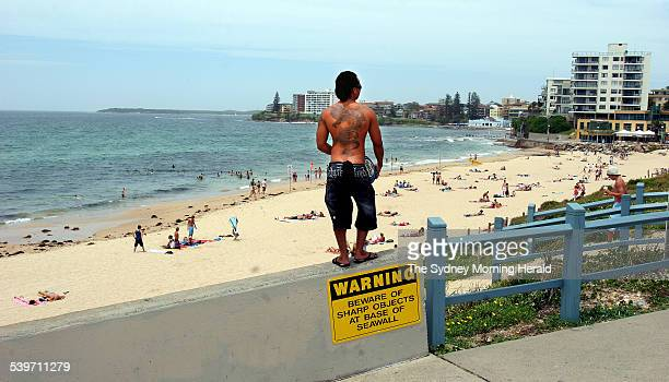 Life Savers at North Cronulla Beach were set upon by several middle eastern looking men on Sunday afternoon A general scene at North Cronulla Beach 5...