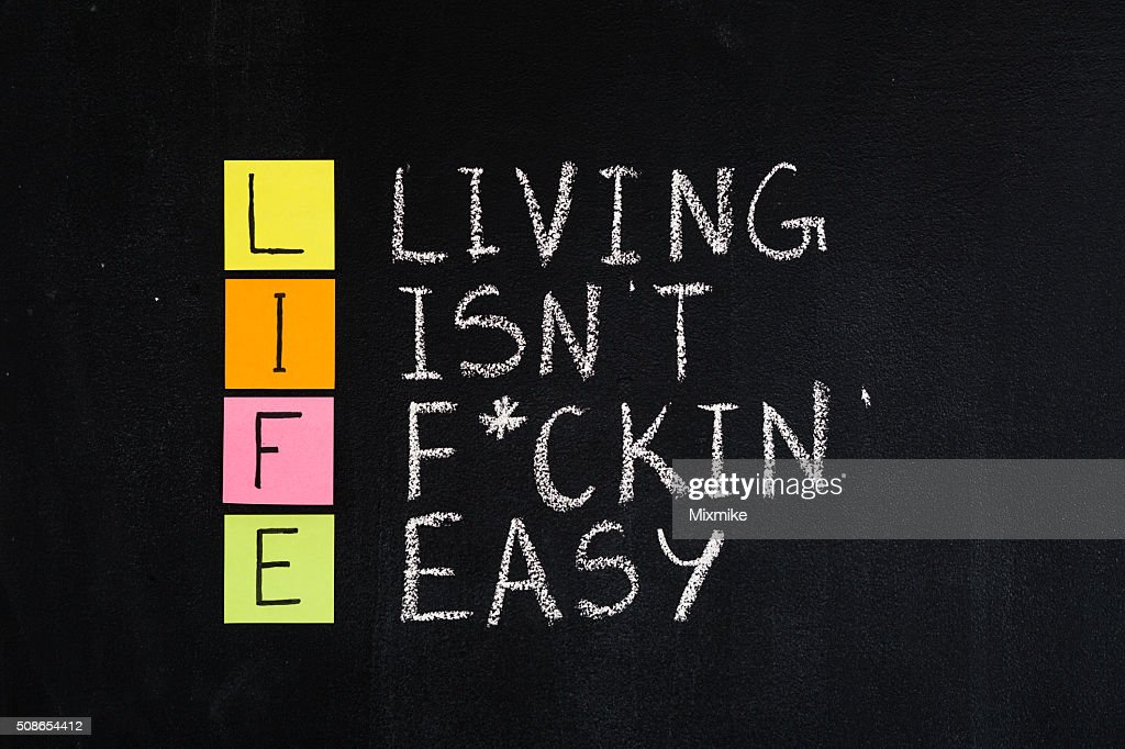 Life word acronym : Stock Photo