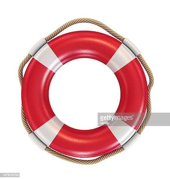 Rettungsring zu