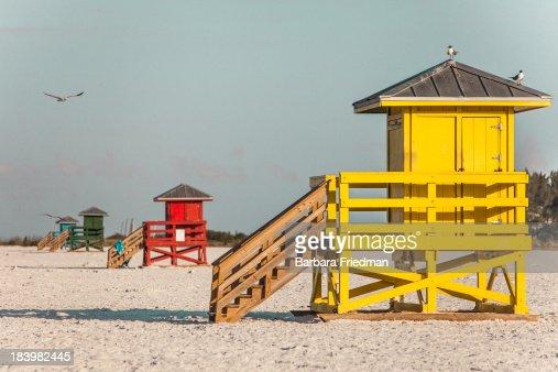 Lifeguard Stands