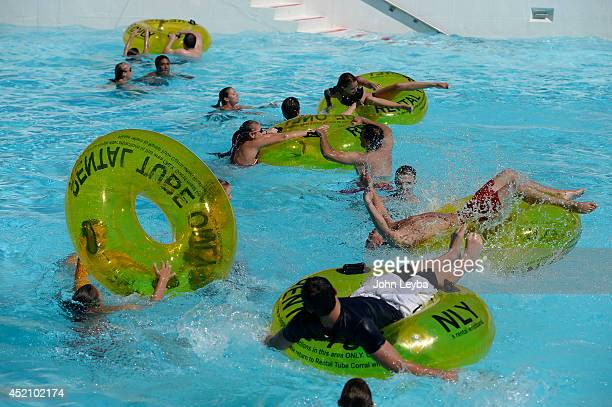 3252581d5dc The 29th Annual Colorado Parks   Recreation Association Lifeguard Games at Hyland  Hills Water World. ED. Lifeguards compete in ...