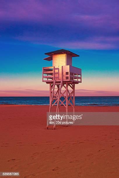 Lifegurard tower