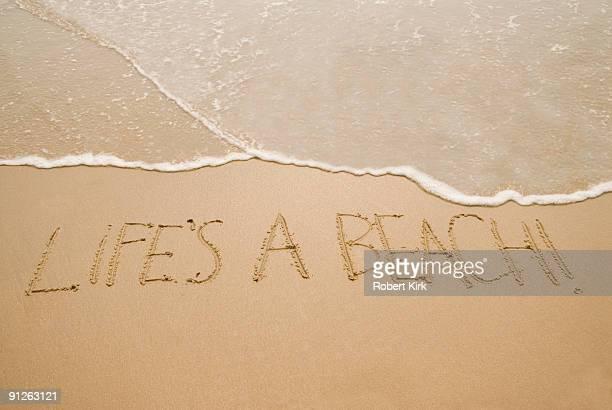 Life's a Beach !