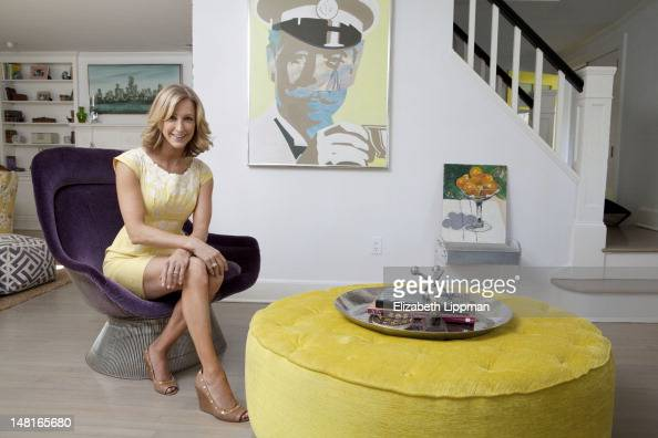Lara spencer journalist stock photos and pictures getty Lara spencer decorating